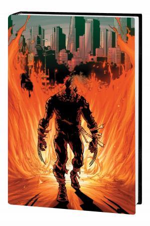 Daken: Dark Wolverine - No More Heroes Premiere HC (Hardcover)