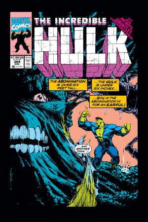 Incredible Hulk (1962) #384