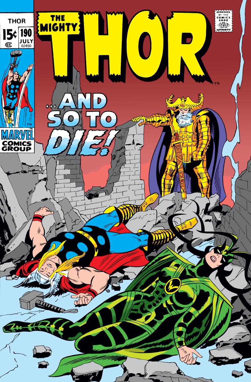 Thor (1966) #190