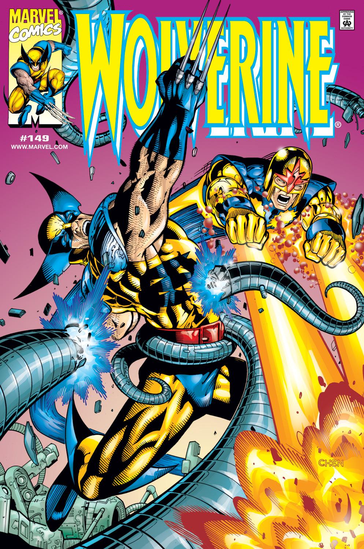 Wolverine (1988) #149