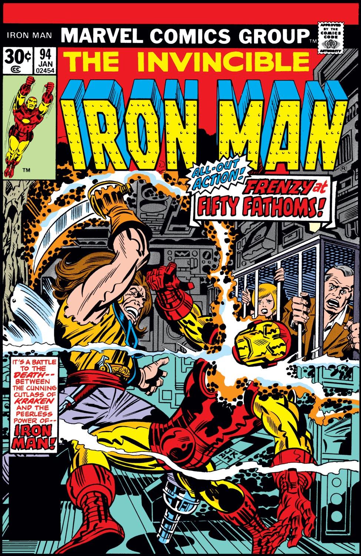 Iron Man (1968) #94
