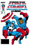 Captain America (1968) #334 Cover