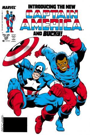 Captain America #334