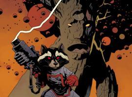 Guarding the Galaxy: Rocket Raccoon & Groot