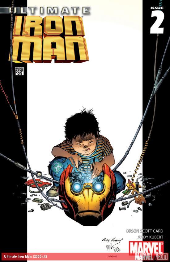 Ultimate Iron Man (2005) #2