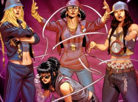 Step Up to Infinity with Fearless Defenders