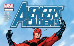 Avengers Academy (2010) #7