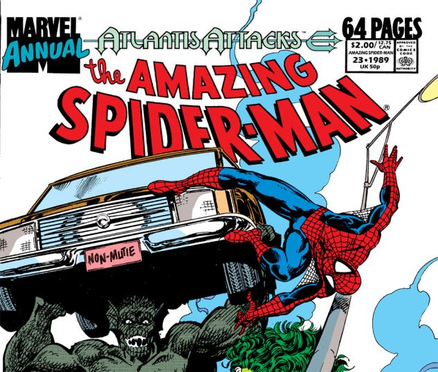 Amazing Spider-Man Annual (1964) #23