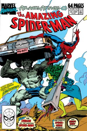 Amazing Spider-Man Annual #23