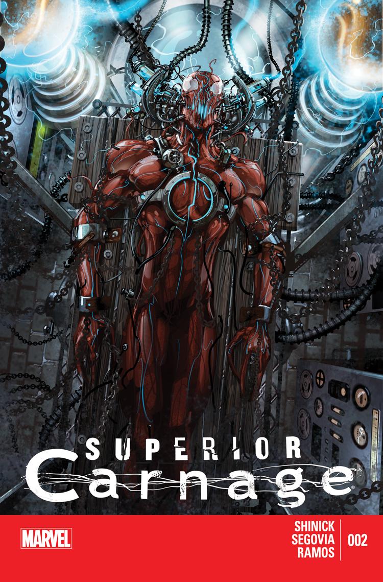 Superior Carnage (2012) #2
