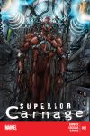 SUPERIOR CARNAGE 2 (WITH DIGITAL CODE)