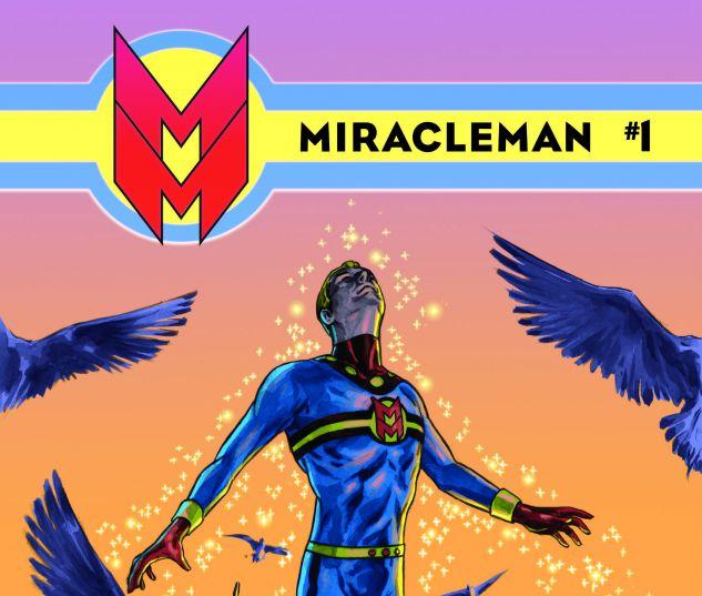 MIRACLEMAN 1 BUCKINGHAM VARIANT