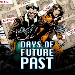 X-MEN: DAYS OF FUTURE PAST TPB (2004)