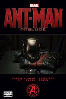 Marvel's Ant-Man Prelude (2015) #1