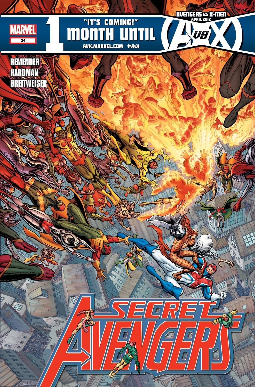 Secret Avengers (2010) #24
