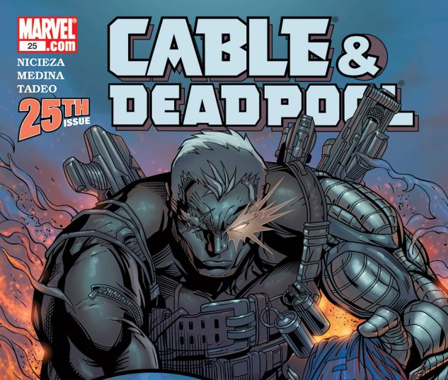 Cable & Deadpool (2004) #25