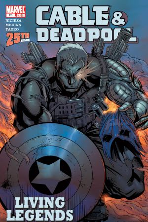 Cable & Deadpool Vol. 5: Living Legends (Trade Paperback)