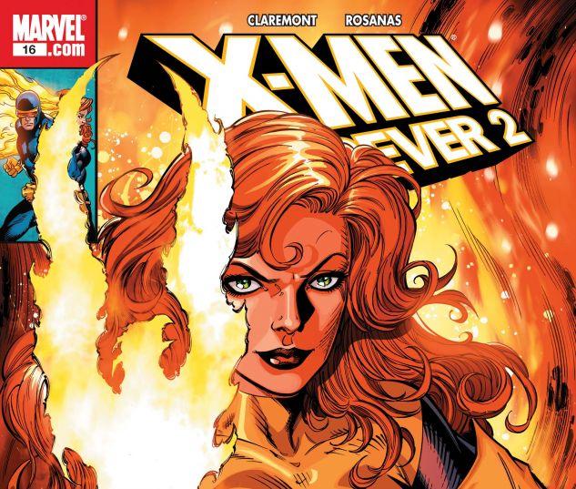 X-Men Forever 2 (2010) #16