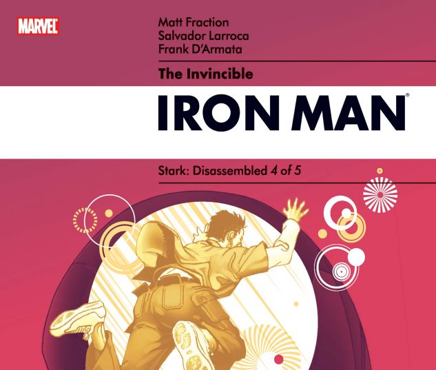 INVINCIBLE IRON MAN (2008) #23