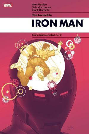 Invincible Iron Man #23