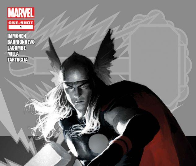 Avengers Origins: Thor (2011) #1