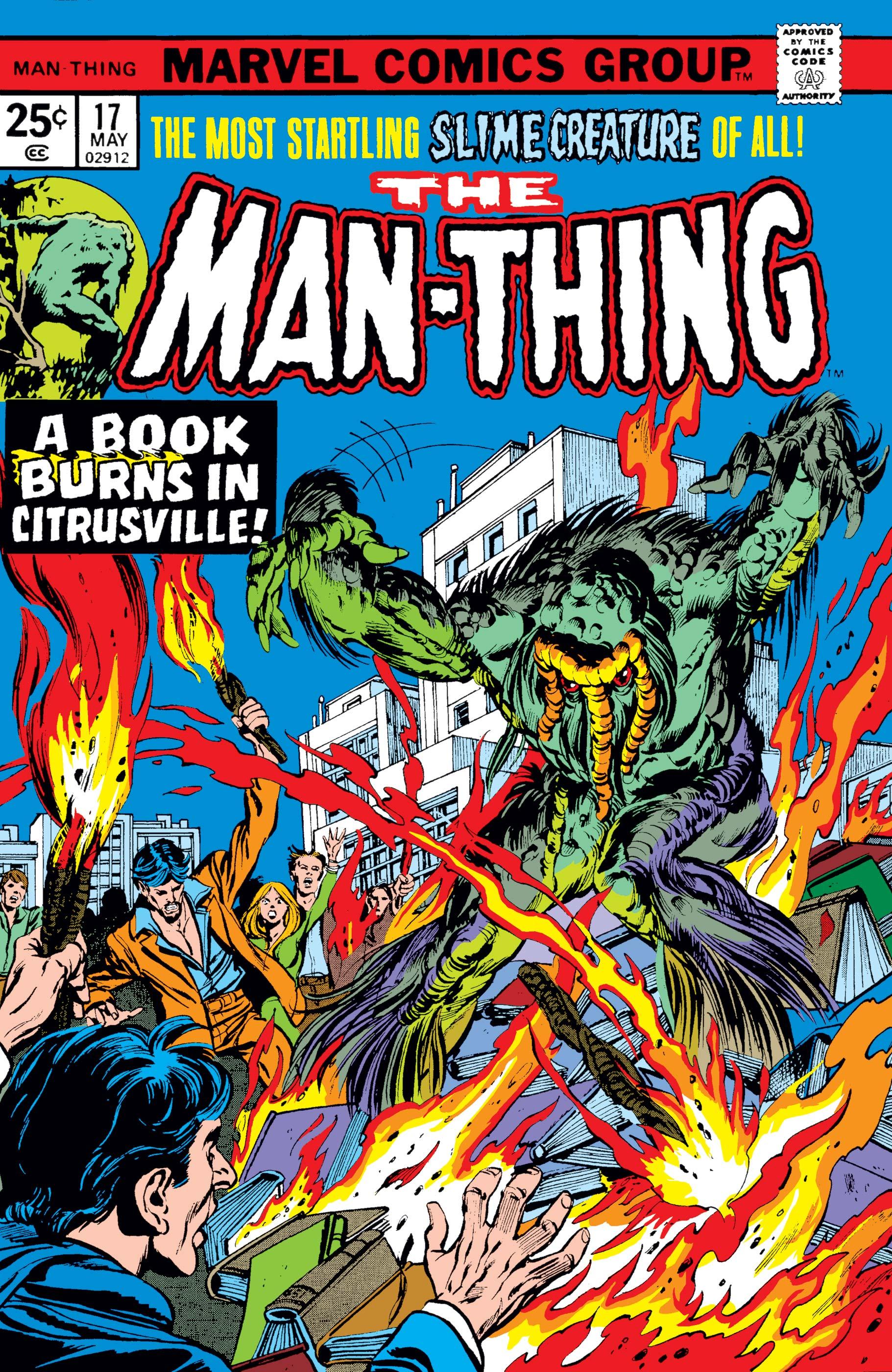 Man-Thing (1974) #17