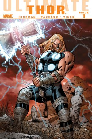 Ultimate Comics Thor (2010) #1