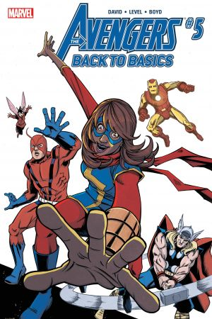Avengers: Back to Basics (2018) #5