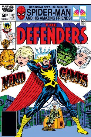 Defenders (1972) #102