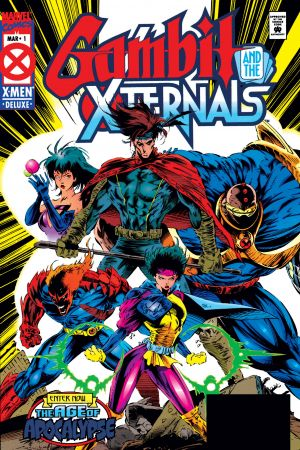 Gambit and the X-Ternals #1