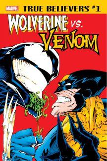 True Believers: Wolverine vs. Venom (2018) #1
