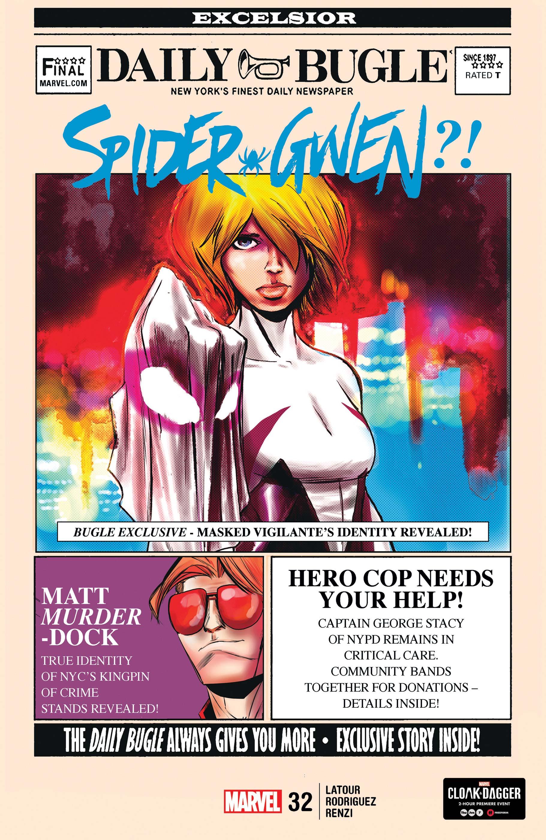 Spider-Gwen (2015) #32