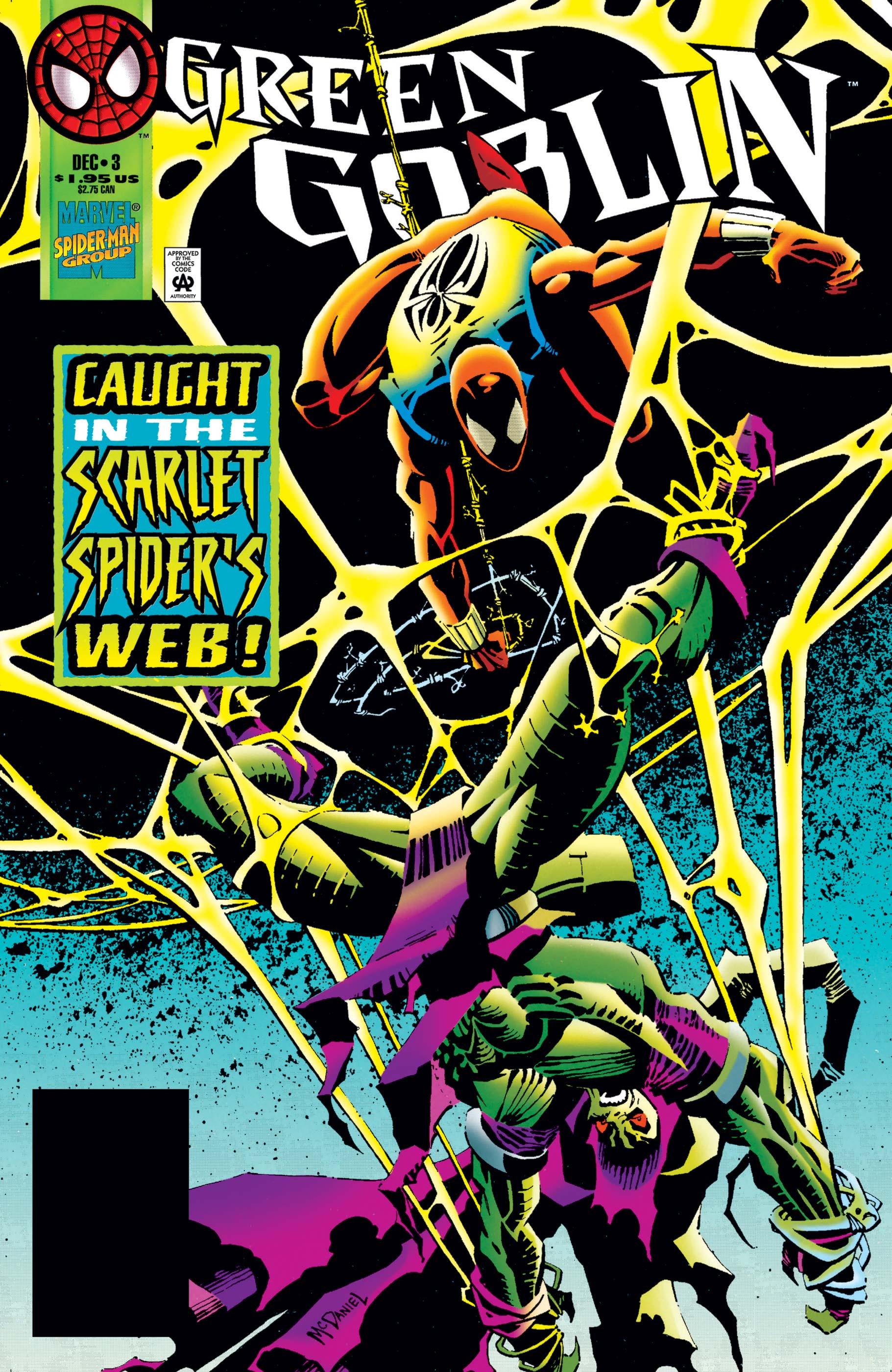 Green Goblin (1995) #3