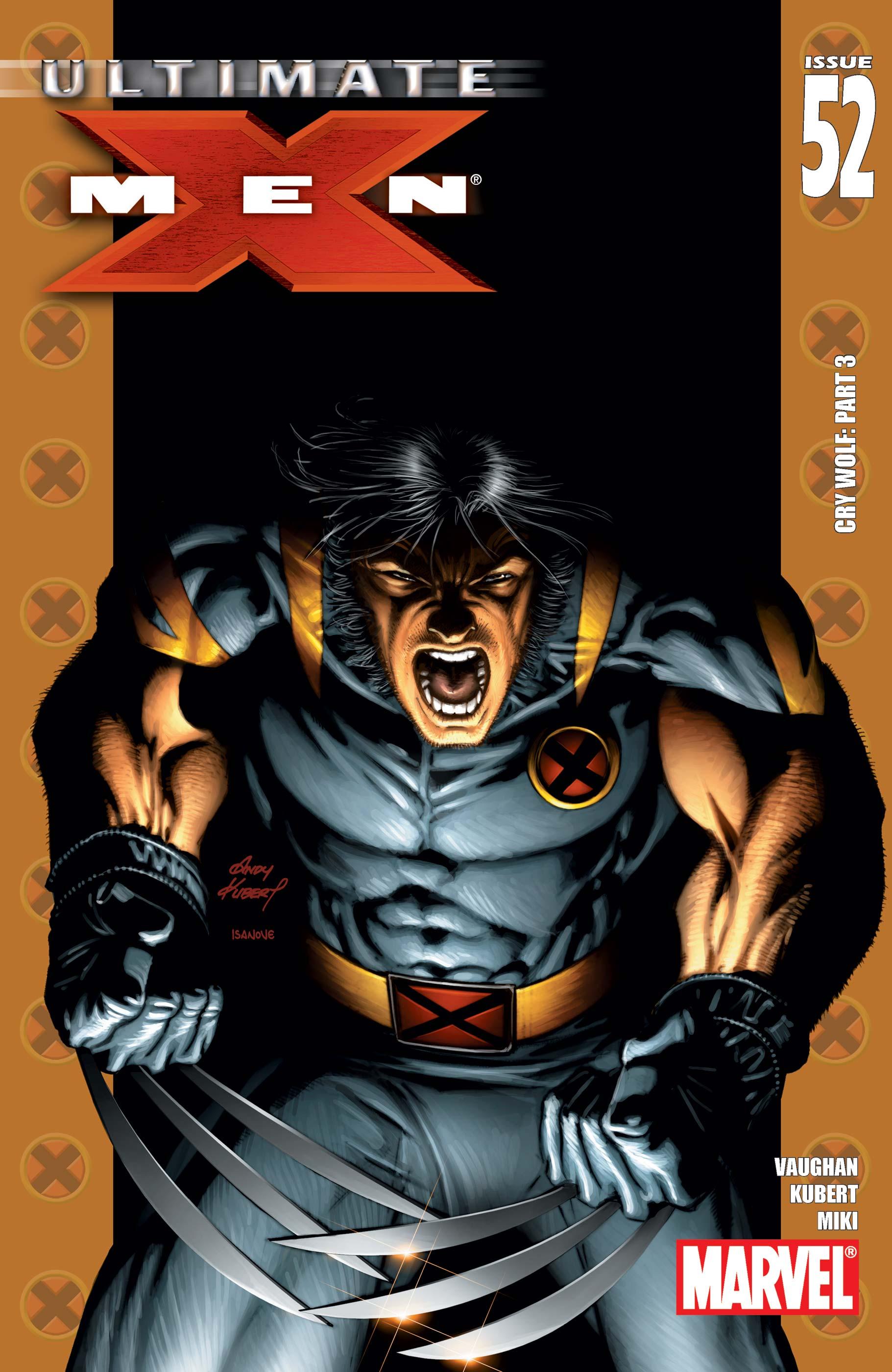 Ultimate X-Men (2000) #52