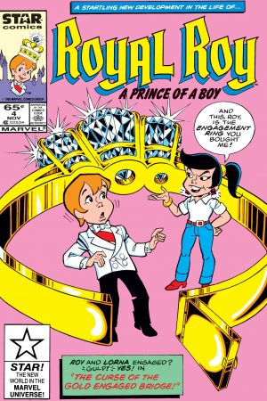 Royal Roy (1985) #4