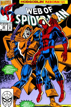 Web of Spider-Man (1985) #94