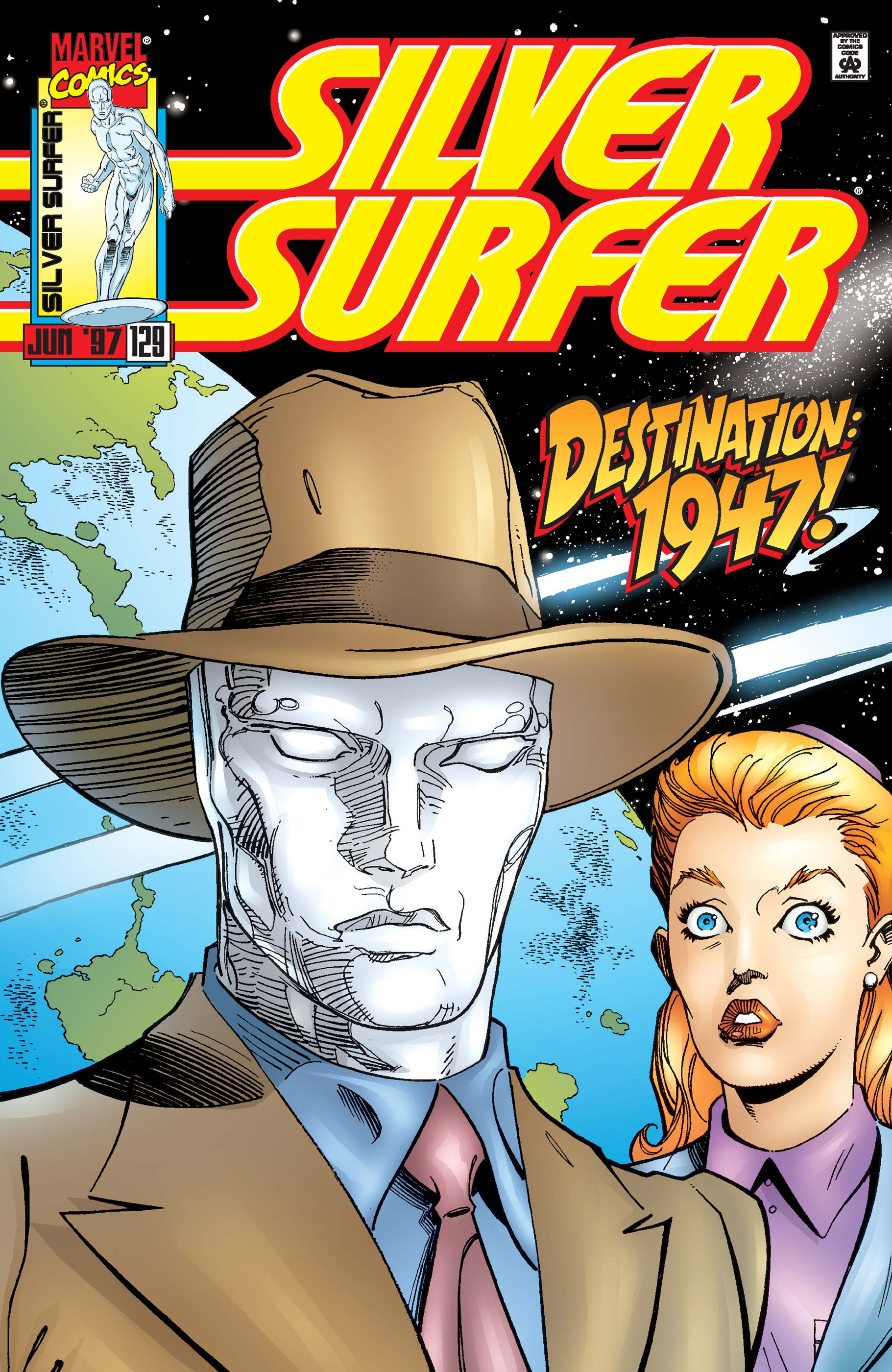 Silver Surfer (1987) #129