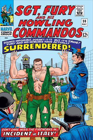 Sgt. Fury (1963) #30