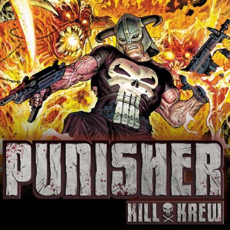 Punisher Kill Krew