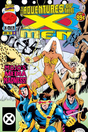 Adventures of the X-Men (1996) #10