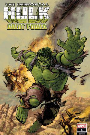 Immortal Hulk: Great Power (2020) #1 (Variant)