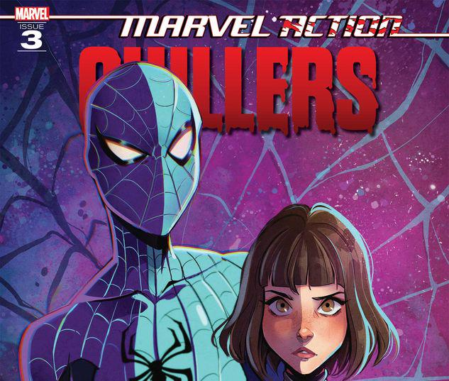 Marvel Action Chillers #3