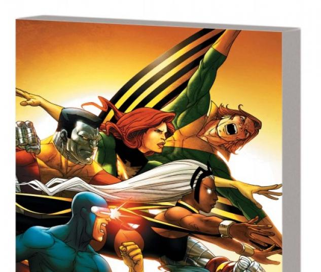 Uncanny X-Men: First Class - Knights of Hykon (Graphic Novel)