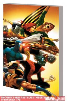 Uncanny X-Men: First Class - Knights of Hykon (Graphic Novel)
