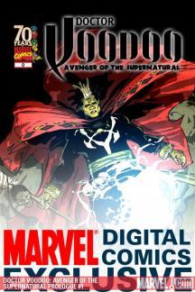 Doctor Voodoo: Avenger of the Supernatural Prologue (2009) #1