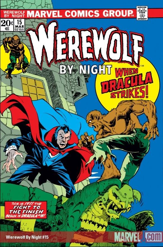 Werewolf By Night (1972) #15