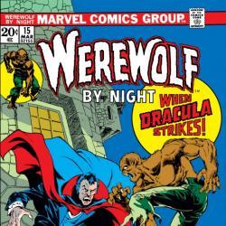 Werewolf By Night #15