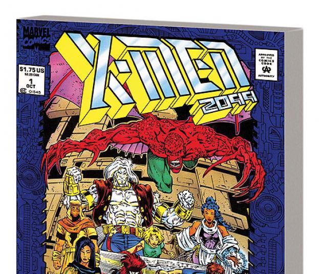 X-MEN 2099 VOL. 1 TPB #1