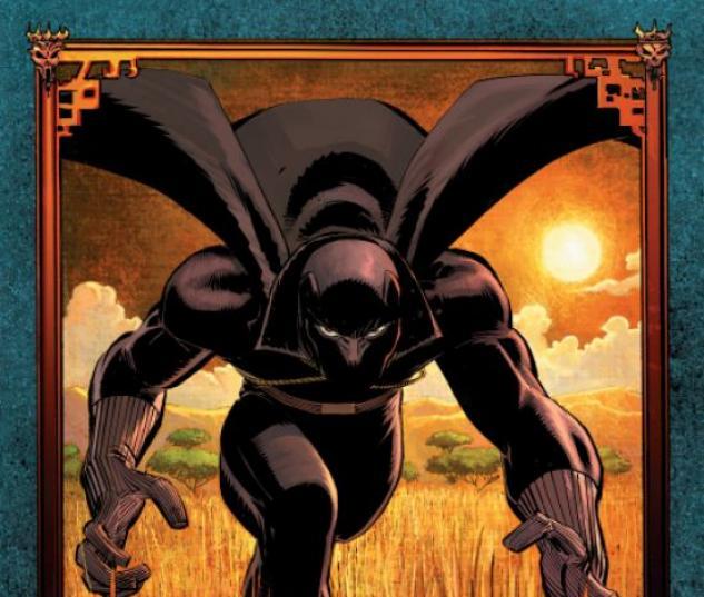 BLACK PANTHER SAGA #1