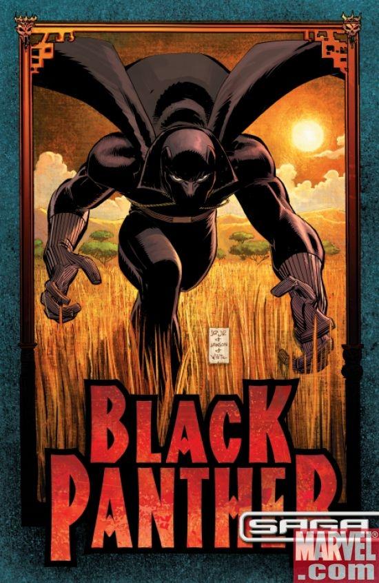 Black Panther Saga (2008) #1